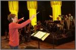 Repetitie in VORST met dirigent Luc Smets
