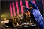 Chris Van Tongelen en zingen met STRATO-VANI