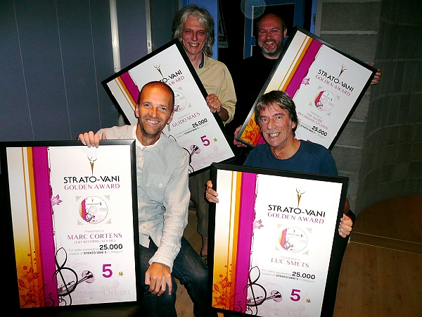 """Golden Awards 2008 : STRATO-VANI 5"""